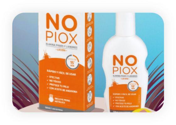 envase Nopiox