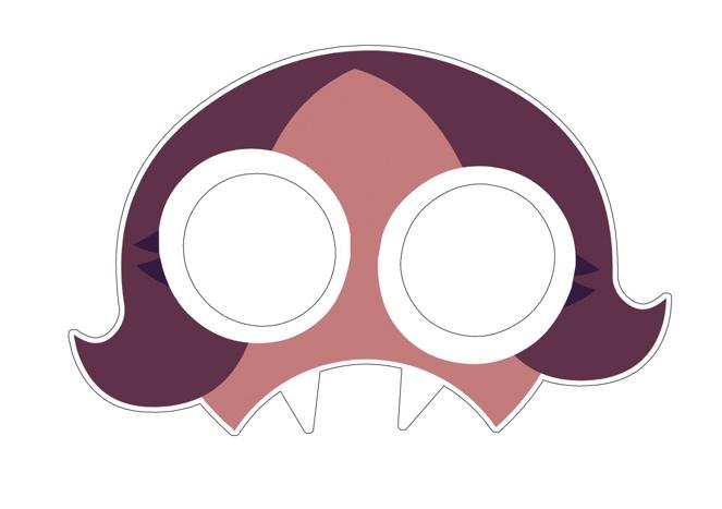 máscara pioja nopiox