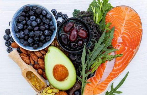 Alimentos saludables obesidad Nopiox